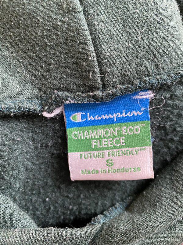 Tag: Champion Eco Fleece size small